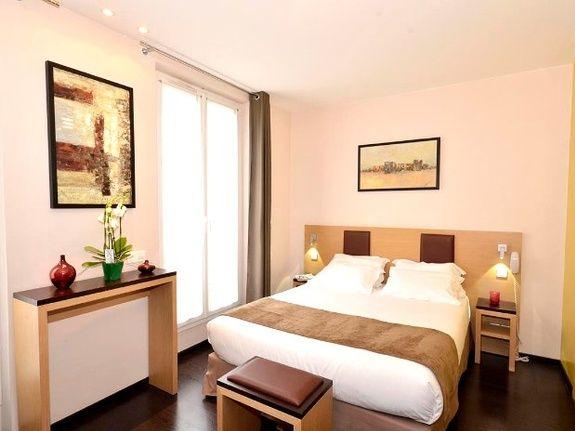 Source hôtel - hôtel familial - 3 étoiles - Paris - Montmartre - Sacré coeur - pigalle - moulin rouge - stade de france - pas cher