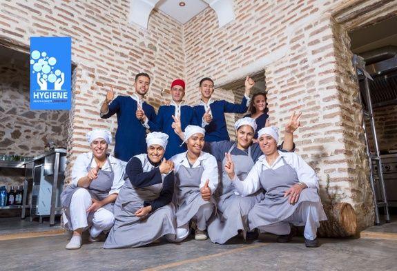 L'équipe du Riad