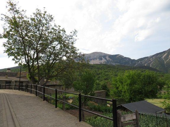 La Mallata view