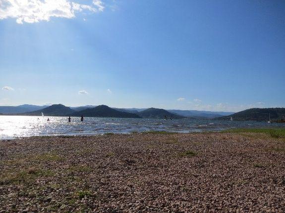 Lac du Salagou Hauts Issensac