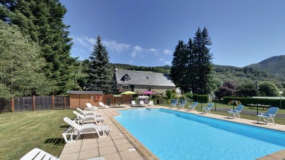 Piscine- Camping - POutie