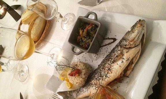 Auberge Acquella, c'est aussi un restaurant à Cauro