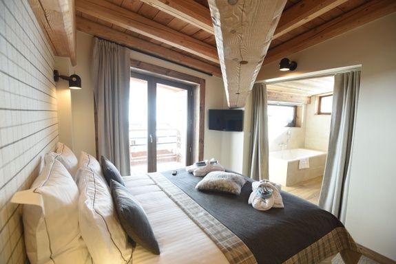 hotel-4-étoiles-val-d'isère-suite-deluxe-louis-chambre