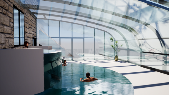 piscine couverte projet piscine 2021