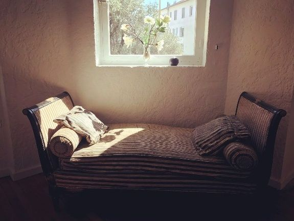 Meridienne - Hotel Alexandra - Juan les pins- Antibes - Cote d'Azur
