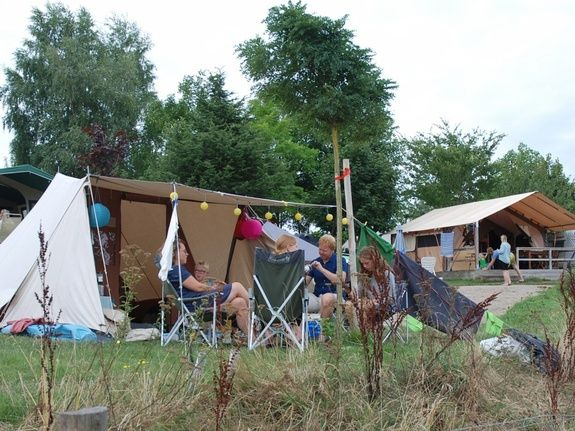 mooie kampeerplekken
