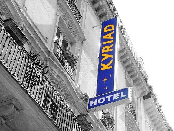 kyriad hotel - paris 13 - place d'italie - gobelins- hotel 3 étoiles