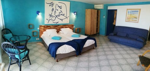bed and breakfast fréjus st raphael Cocteau