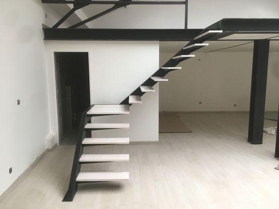 Réalisation escalier sur mesure - Tony Martin (Fabricant escalier ...