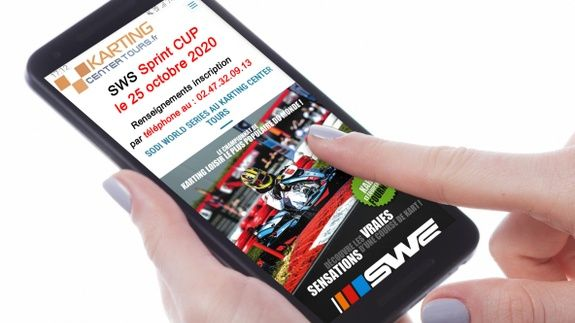 SWS SPRINT CUP KARTING TOURS 25 OCTOBRE 2020