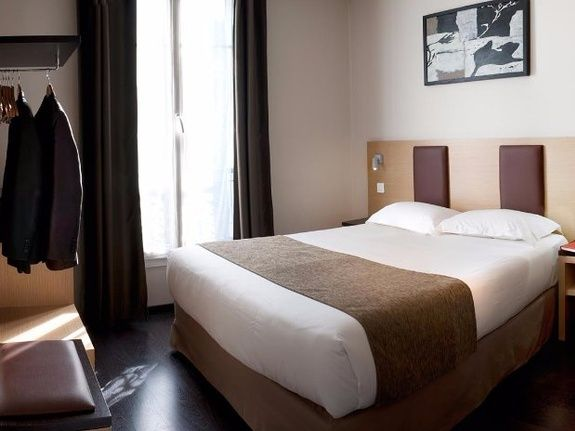 Double Or Twin Room Rooms Of Source Hotel 3 Stars Hotel Paris