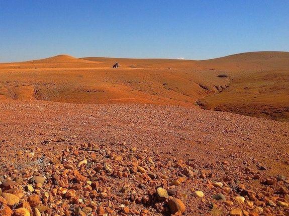 desert d'agafay