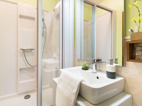 la salle de  bain de Signol