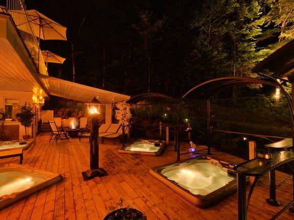 spas exterieur
