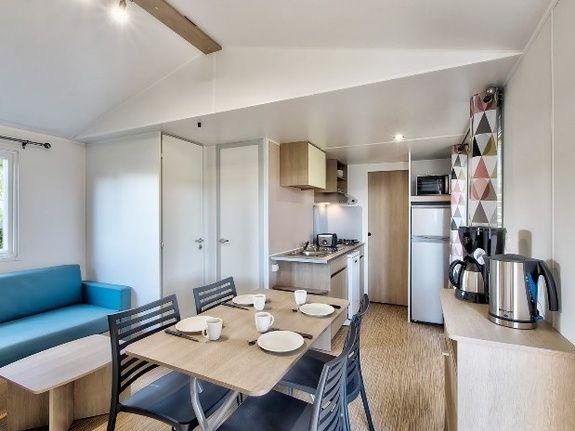 loft confort camping familial carpentras provence Vaucluse