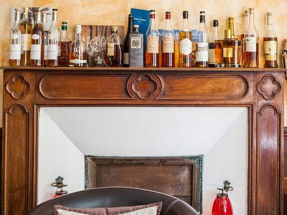 Le Lounge...