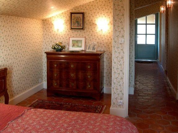 Chambre double-chambres d'hôtes de charme-perigord-villereal-monflanquin