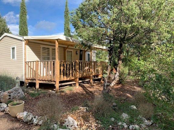 loggia confort + camping piscine familial proche ardeche
