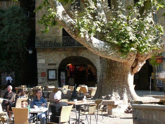 Place Saint Guilhem Hauts Issensac