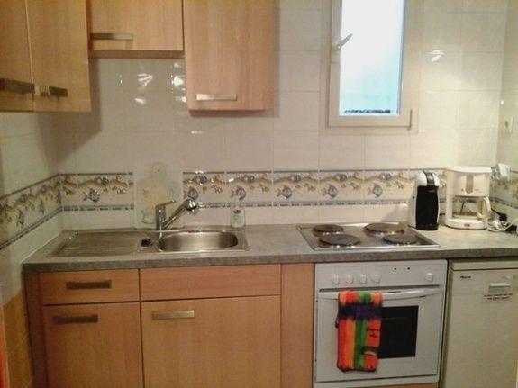 cuisine-gîte-saint raphael-fréjus-appartement pour les vacances-var-meulbé