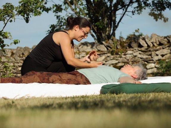 Massage bien être avec Nathalie Griffoul