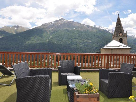 Terrasse Panoramique Hotel du Soleil
