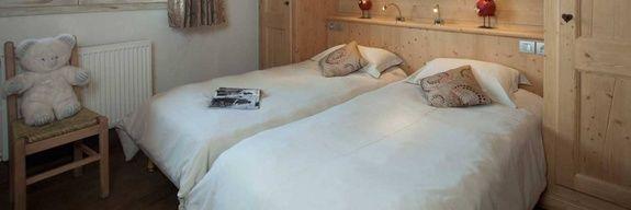 hotel-tignes-le-lac-paquis-lit-oreiller-chambre-double