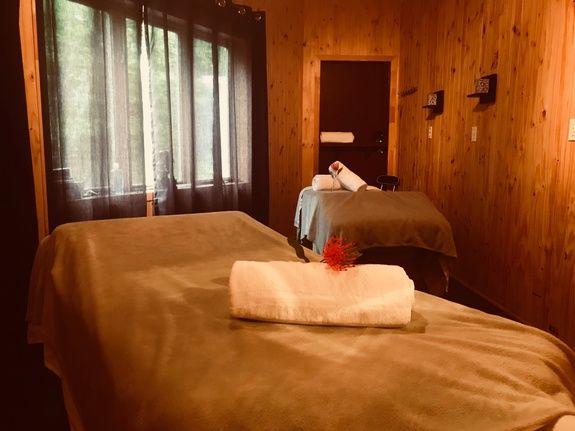 salle massage duo