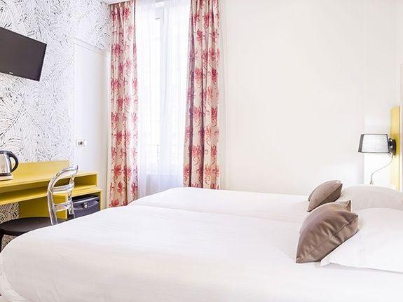 hôtel-proche-paris-la-defense-chambre-lits-jumeaux-2
