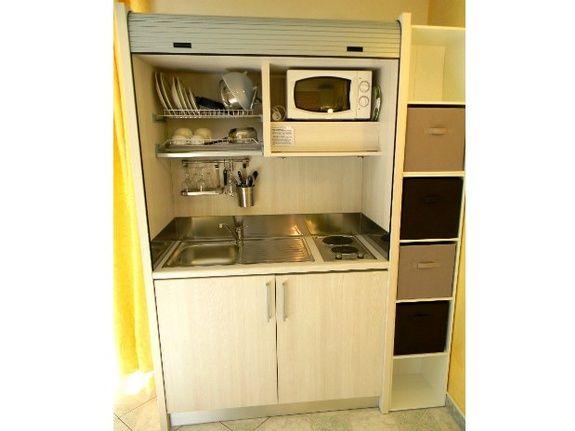 chambres-d-hotes-a-Saint-Raphael-Frejus-kitchenette