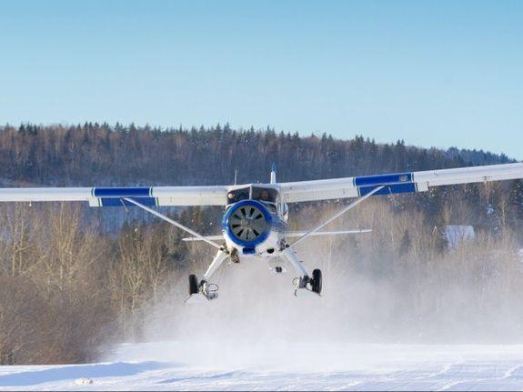 DHC-2 C-FJAB