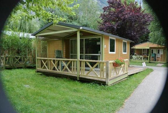chalet camping familial montagne Alpes d'Huez
