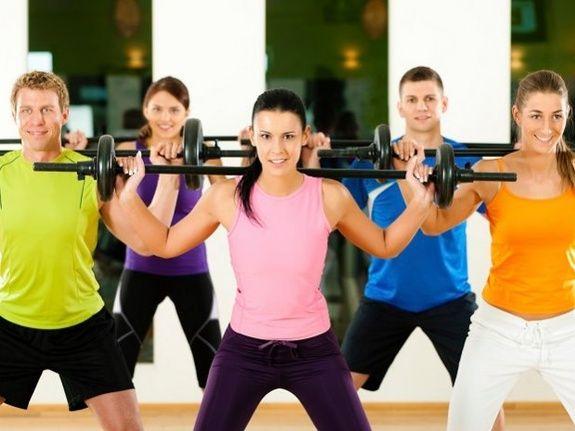 Besancon fitness sport salle abdos fessier cours collectifs musculation